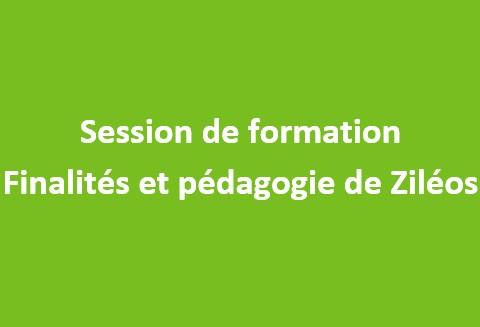 2020-03-06 Prochaines formations aux finalités et à la pédagogie de Ziléos