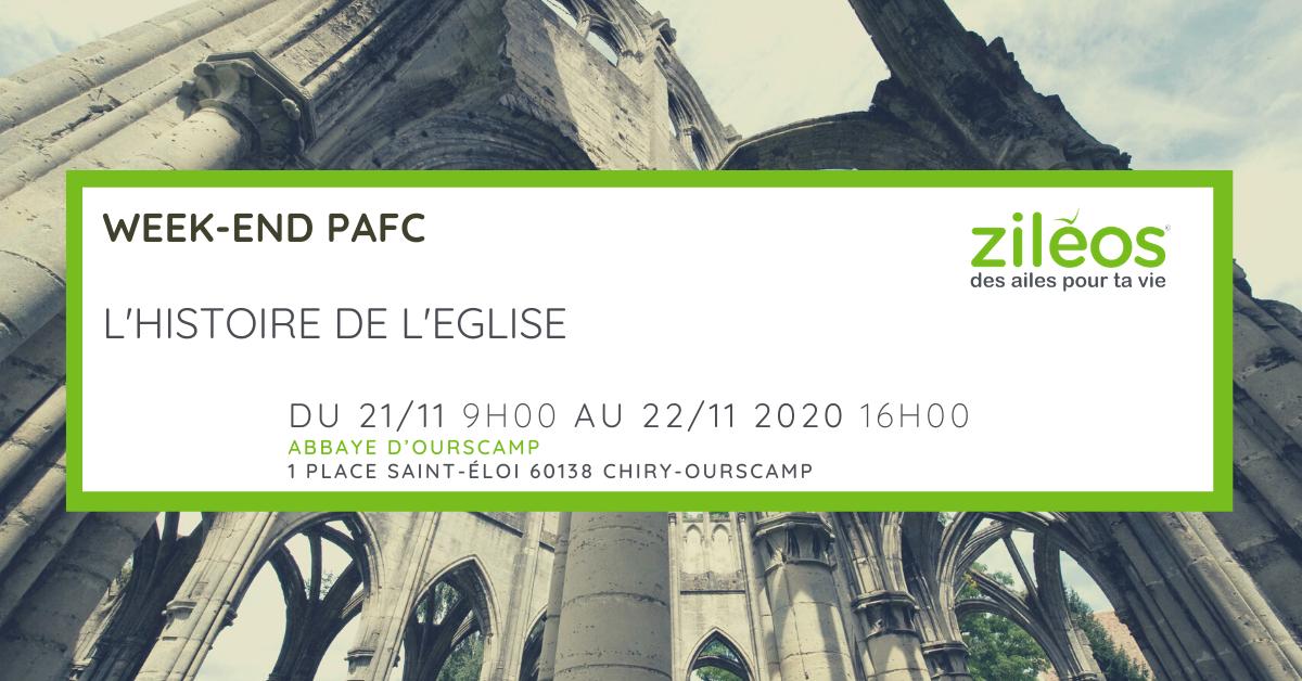 2020-10-23 Week-end PAFC - L'Histoire de l'Eglise