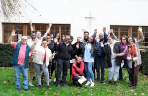 2020-02-01 L'aventure de la vie avec Dieu : Le Parcours Approfondir la Foi Chrétienne fait ses premiers pas en France !