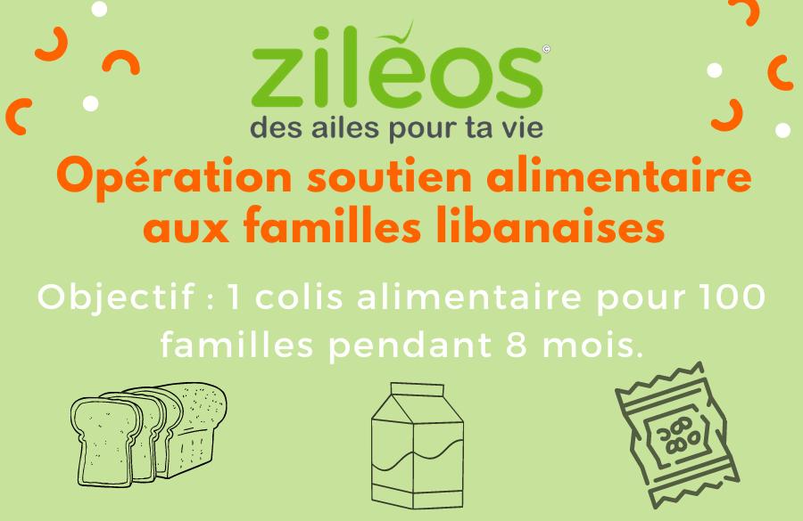 2020-09-01 - Opération soutien alimentaire aux familles libanaises