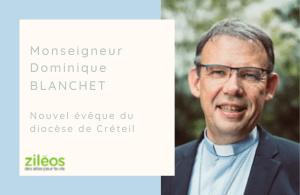 2021-03-16 Bienvenue à Monseigneur Blanchet, nouvel évêque de Créteil !