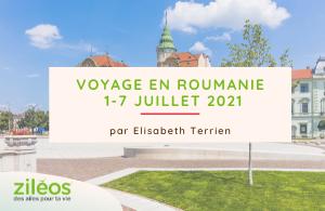 2021-09-16 Voyage en Roumanie du 1 au 7 juillet 2021