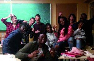 2019-10-23 - Club de Créteil : huit jeunes en formation